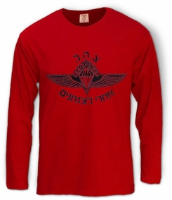 Follow Me to the Airborne Commando Long Sleeve T-Shirt