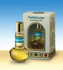 Frankincense Anointing Oil Flask