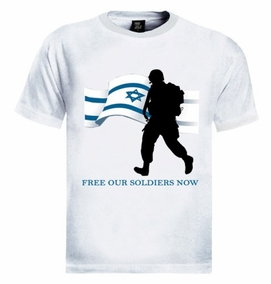 Free Our Soldiers T-Shirt