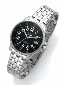 Gent's stainless steel diving watch - 703