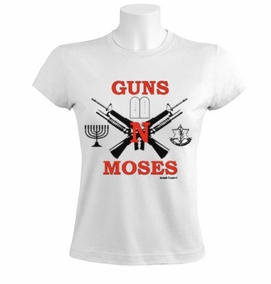 Guns n' Moses T-Shirt