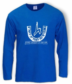 Hebrew University of Jerusalem Long Sleeve T-Shirt