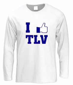 I like TLV Long Sleeve T-Shirt