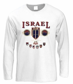IDF Armor Corps Long Sleeve T-Shirt