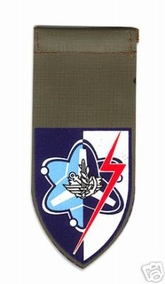 IDF Communication - Shoulder Tags