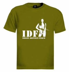 IDF Girl T-Shirt