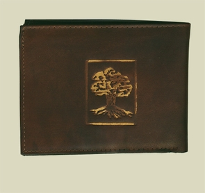 IDF Golani Brigade Leather Wallet