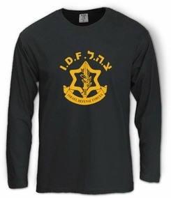 IDF Logo Long Sleeve T-Shirt