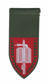 IDF Medical corps school Tag