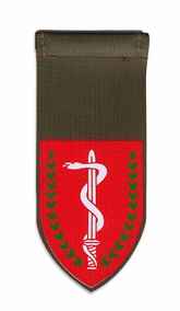 IDF Medical Corps Tag