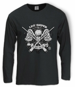 IDF Sniper Long Sleeve T-Shirt