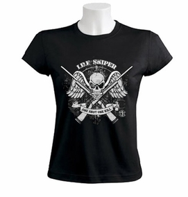 IDF Sniper Women T-Shirt