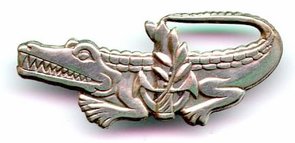 Israel Air Force IDF Amphibious Infantry Pin
