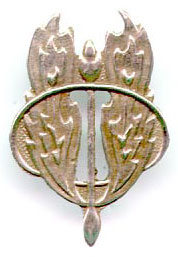 Israel Air Force IDF Anti Aircraft Pin