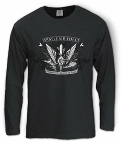 Israel Air Force Long Sleeve T-Shirt