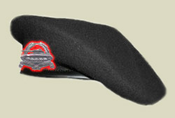 Israel Armored Corps Beret