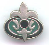 Israel Army Counter Intelligence Pin
