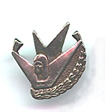 Israel Army Free Falling Paratroopers Unit Insignia
