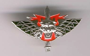 Israel Army IDF  Engineers Corps Insignia