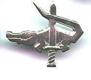 Israel Army IDF Givati Combat Engineers Pin
