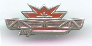 Israel Army IDF  Sapper Badge