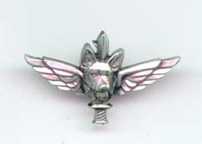 Israel Army New Oketz Badge