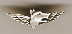 Israel Army Oketz Dog Trainers Team Insignia
