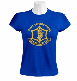 Israel Defense Forces Women T-Shirt