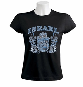 Israel tribal hamsa Women T-Shirt