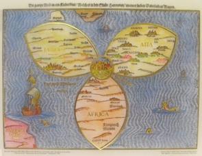 Jerusalem and the Universe Placemat.