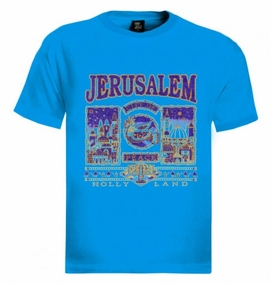 Jerusalem, City of Peace T-Shirt