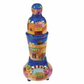 Jerusalem Travel Havdalah Set CAT# HAT - 1