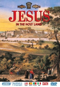 Jesus in the Holy Land  DVD