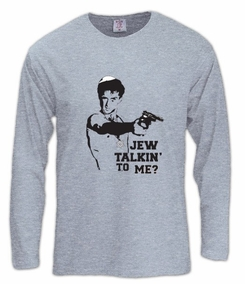 Jew Talkin' to Me? Long Sleeve T-Shirt
