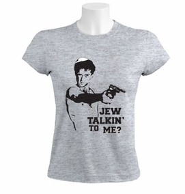 Jew Talkin' to Me? Women T-Shirt