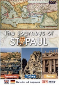 Journeys of St. Paul DVD