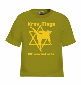 Kids Krav Maga T-Shirt