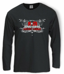 Krav Maga Contact Combat Long Sleeve T-Shirt