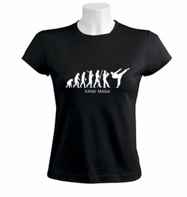 Krav Maga Evolution Women T-Shirt