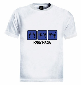 "Krav Maga ""Fight"" T-Shirt"