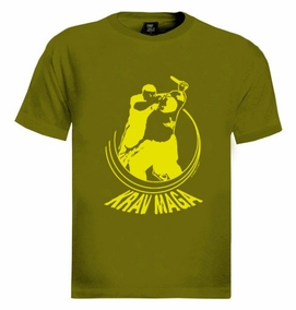 Krav Maga Knife T-Shirt