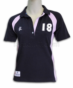 Kukri Women Maccabiah 18 cotton Polo shirt