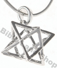 Large MerKaba Necklace