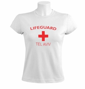 Lifeguard Women T-Shirt