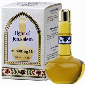 Light of Jerusalem - Anointing Oil 30ml. - 1 fl.oz.