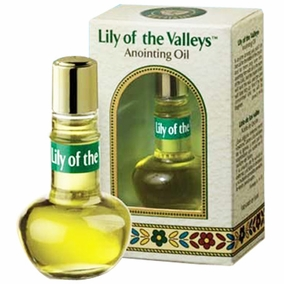 Lily of the Valleys - Anointing Oil 8 ml