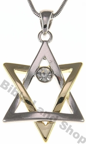 Magen David for Women Necklace