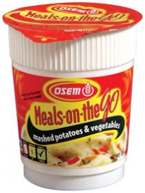 MEALS-ON-THE GO Pot&Veg Kpsv 47g