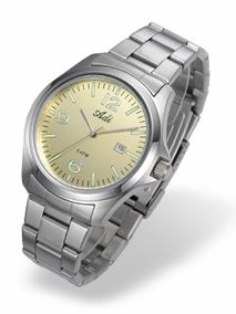 Men's sporty watch - 2255 - gold