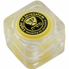 Messiah - Anointing Balm with Frankincense and Myrrh